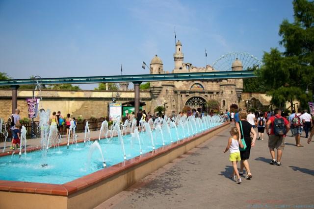 Visitamos Mirabilandia: diversão no melhor parque da Itália