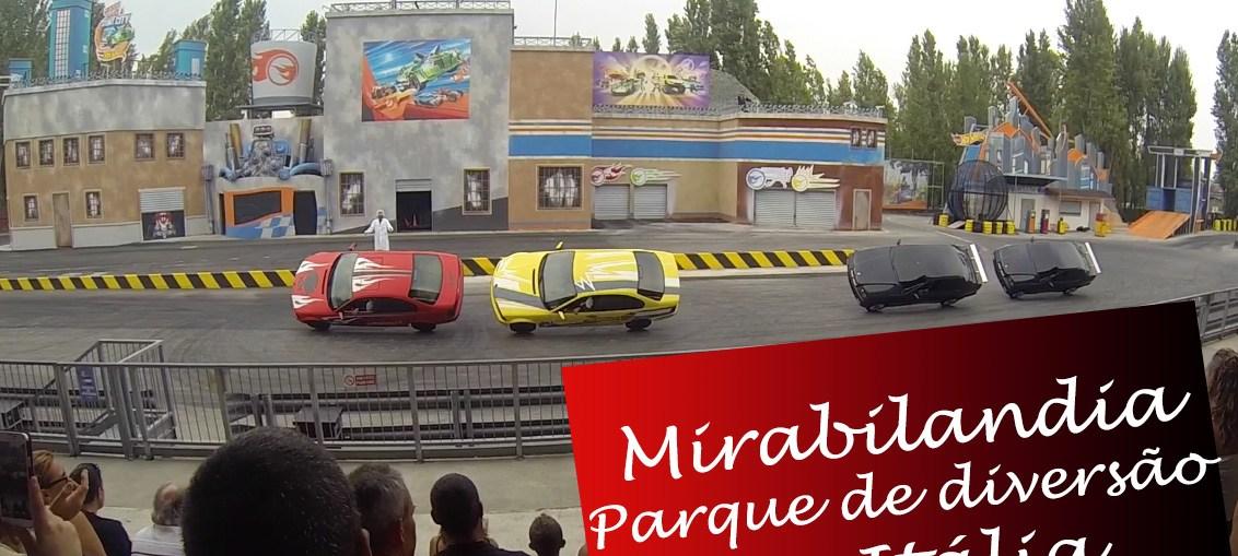 Novo Video! Mirabilandia, o parque de diversão na Itália