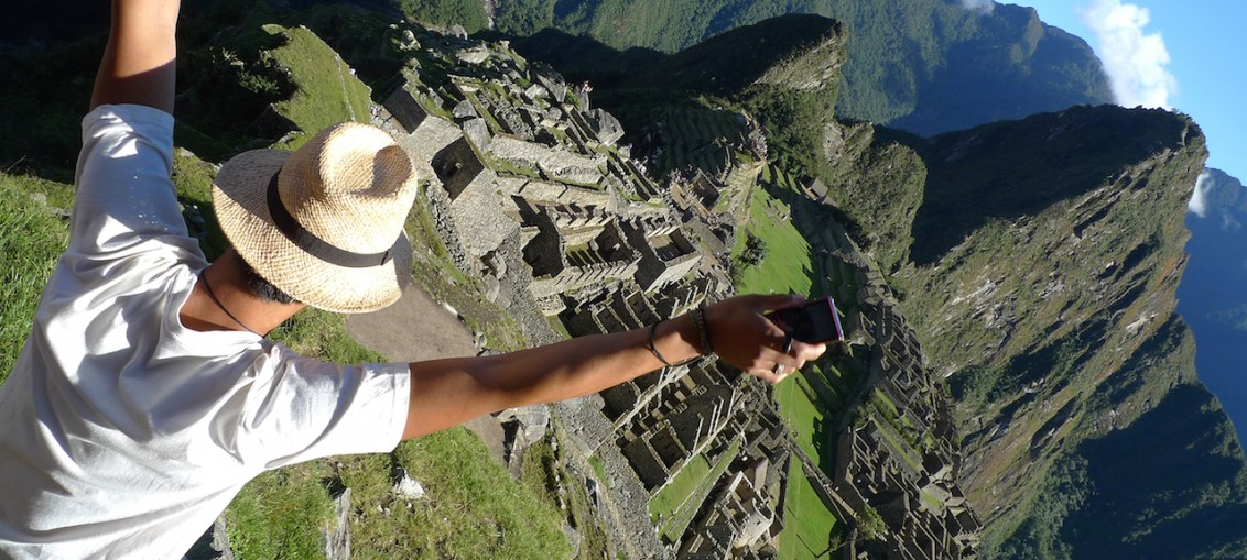 Black Friday na Machu Picchu Brasil
