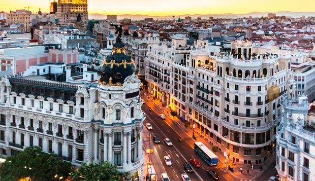 Promoção! Passagens para Madri, Espanha a partir de R$ 1.723,00