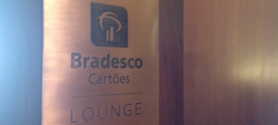 Bradesco Cartões Lounge no Terminal 2 do Aeroporto de Guarulhos