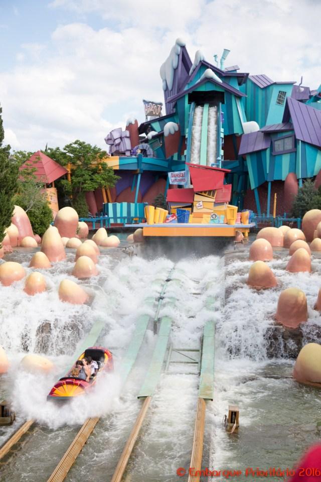 Universal's Island of Adventure em Orlando