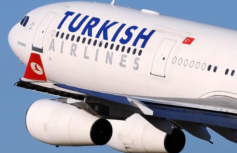 Turkish Airlines oferece benefícios para seus passageiros