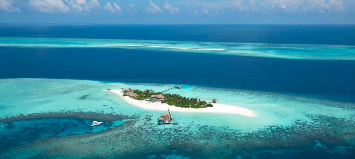 Four Seasons Private Island at Voavah, a ilha particular mais exclusiva do mundo