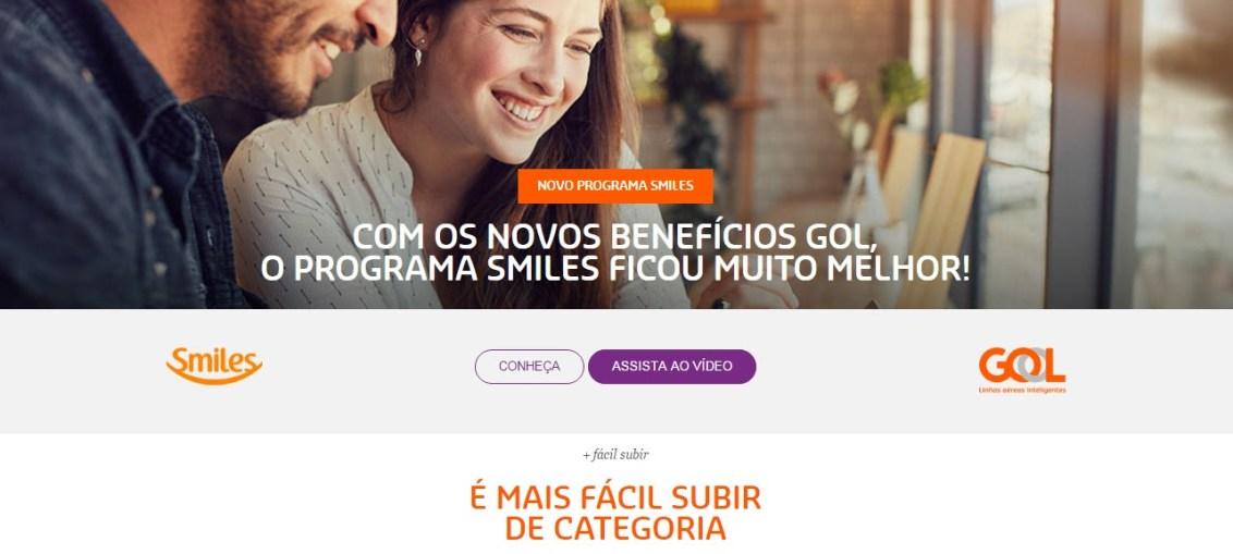 Novas regras de acúmulo da GOL trazem mais benefícios para clientes Smiles