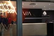 Via Platinum Lounge da South African Airways no aeroporto de Johannesburgo