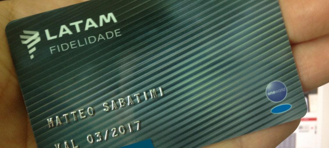 LATAM Fidelidade torna acesso à categoria Platinum mais fácil
