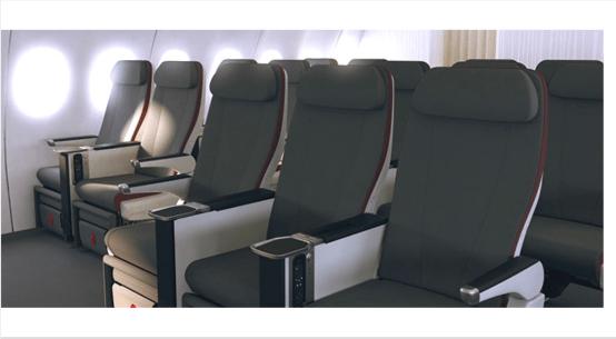 Iberia lança cabine Premium Economy nos voos para São Paulo