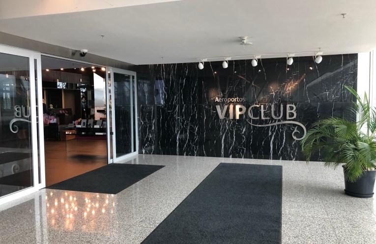 Sala Vip Inframerica no aeroporto de Brasília