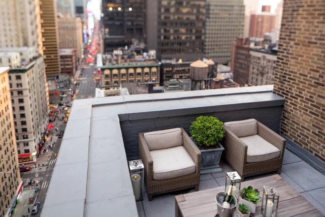 Conheça as coberturas mais estilosas para se hospedar Nova York