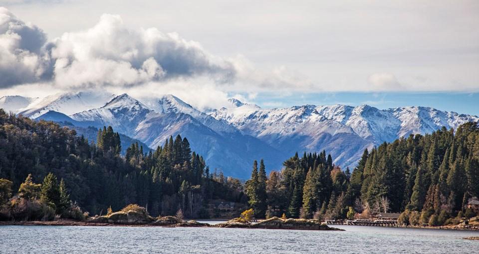 LATAM inicia vendas para Bariloche durante a temporada de neve
