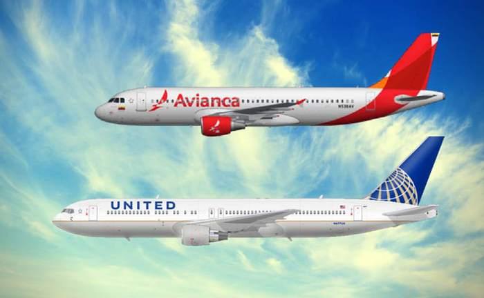 Avianca Holdings e United Airlines conectam Colômbia com Austrália
