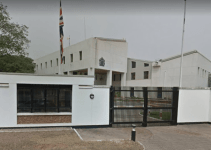 UK Embassy In Ghana : Location & Contacts Of British Embassy In Accra