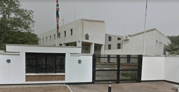 UK Embassy in Ghana