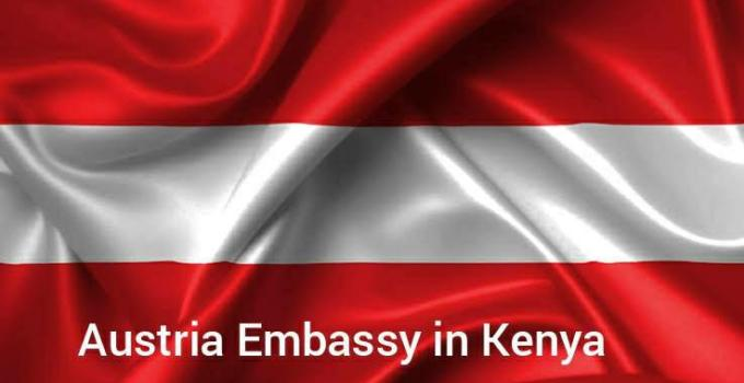 Austria Embassy Kenya