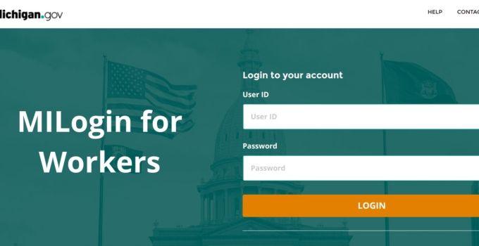 MiLogin Workers Account