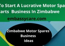 How To Start A Lucrative Motor Spares Business In Zimbabwe
