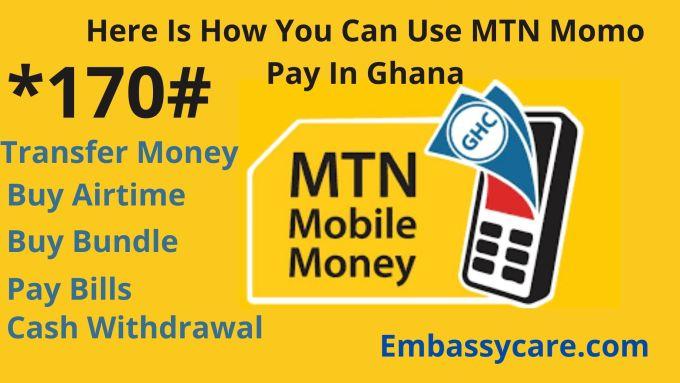 How Do I Use MoMo Pay In Ghana