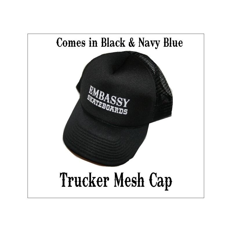 Embassy Snapback Trucker cap