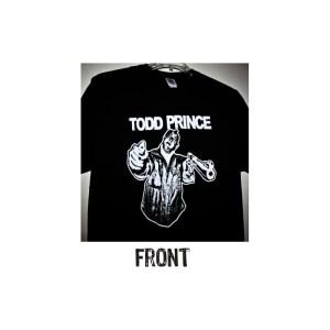 Todd Prince Taxi Driver Shirt