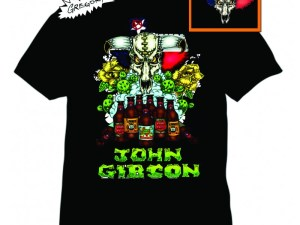 Embassy Skateboards John Gibson, Greg Williams Graphic