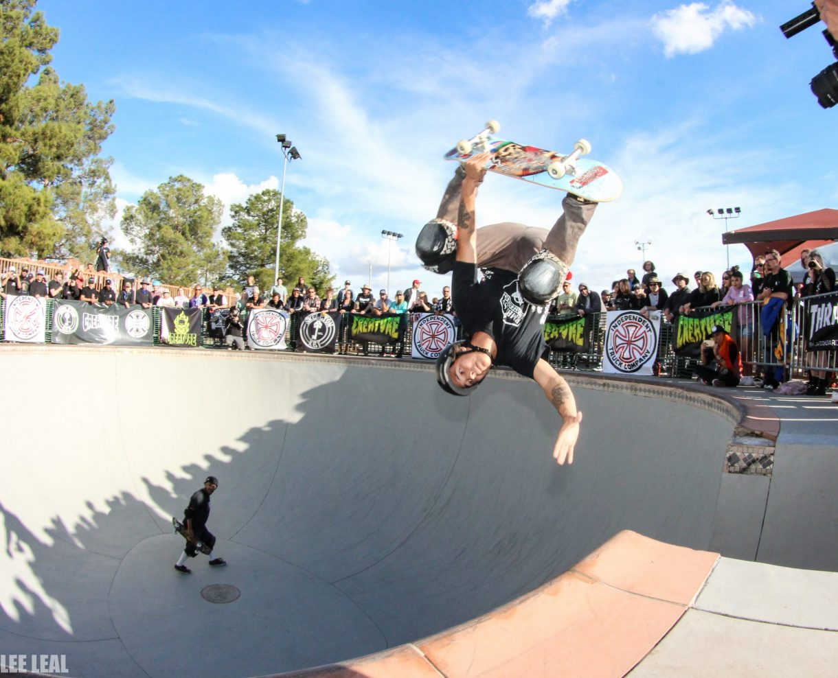 Collin Graham, SkaterCon 5