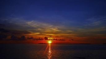 Sunset 2. Photographer : Widi