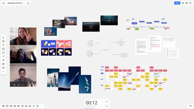 Online Whiteboard | Collaborative Free Online Whiteboard | Miro