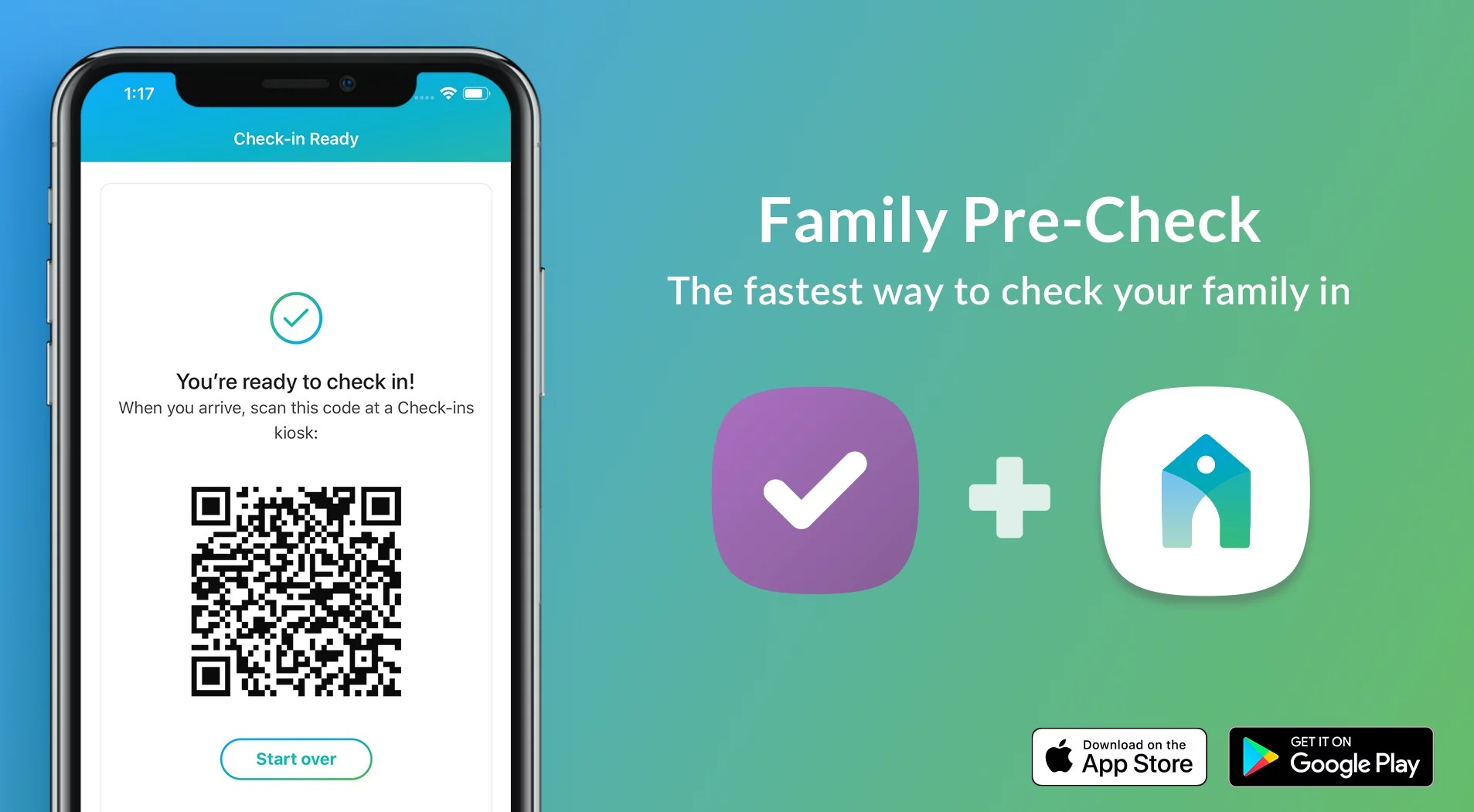 Check In with Church Center App – Check-Ins