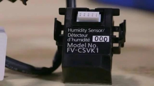 panasonic whispergreen select condensation sensor module fv csvk1
