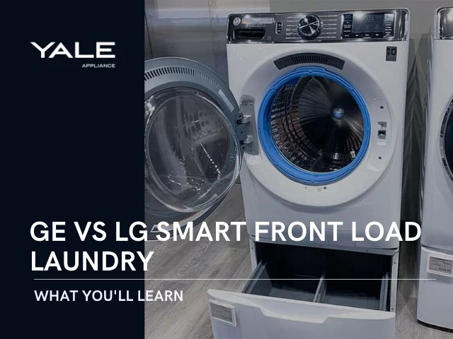 Ge Vs Lg Smart Front Load Washers Reviews Ratings Prices