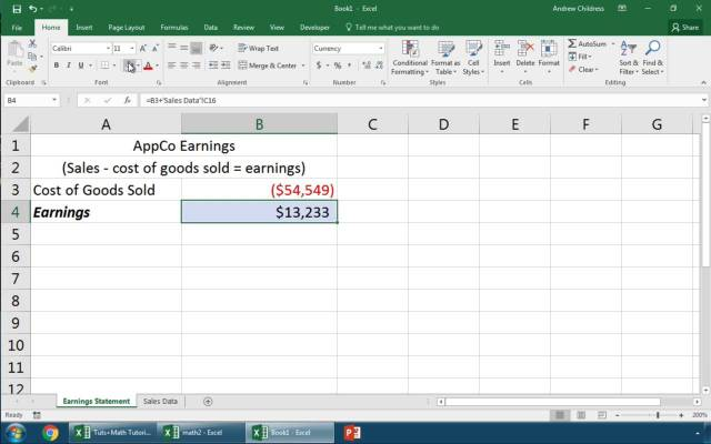 How to Quickly Link Data in Excel Workbooks