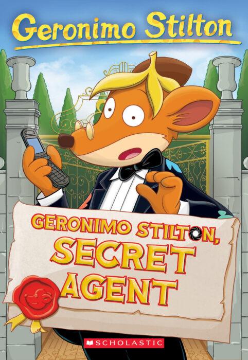 geronimo stilton secret agent