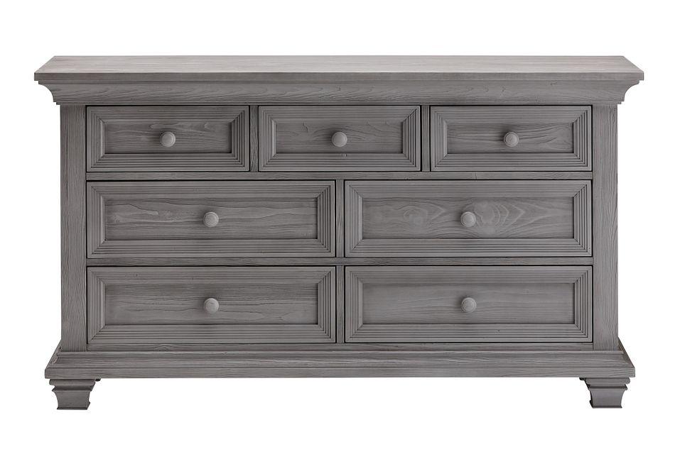 westport light gray dresser