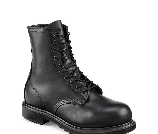 Mens  Puncture Resistant Electrical Hazard Steel Toe Supersole  Inch Boot Red Wing Work Boots