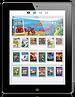 myON-Reader_library-screen_tablet