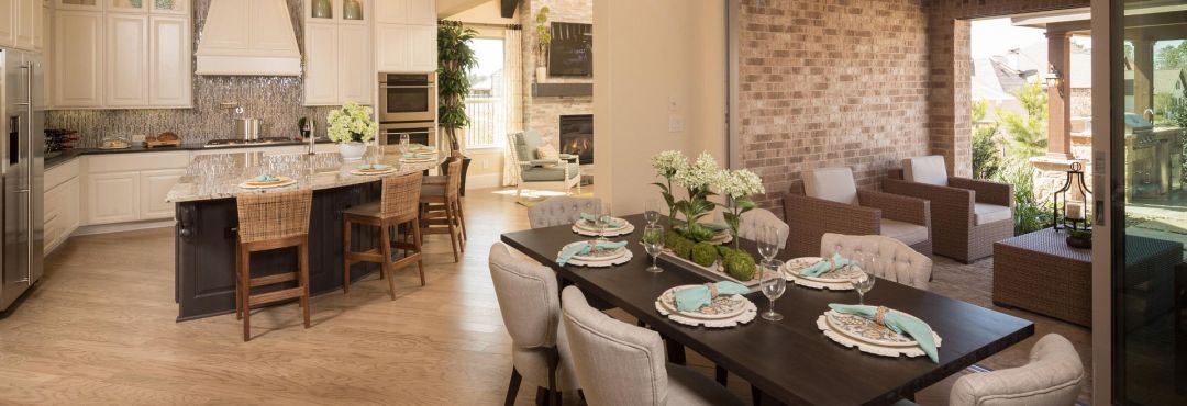 Shea Homes The Woodlands: Canopy Green in Creekside Park in The Woodlands, TX