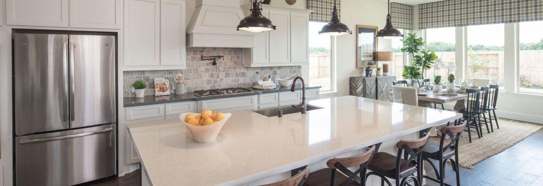 Shea Homes Sienna Plantation 60' Series at Village of Sawmill Lake in Missouri City, TX