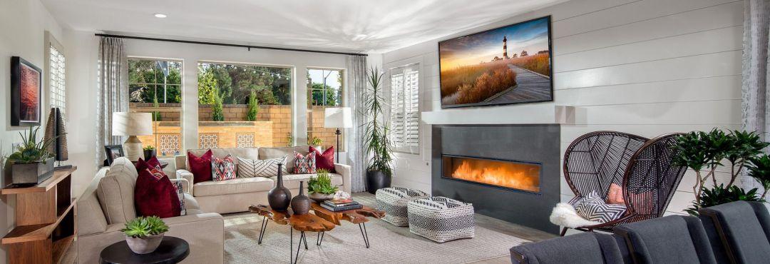 Shea Homes Artisan at South Coast in Santa Ana, CA