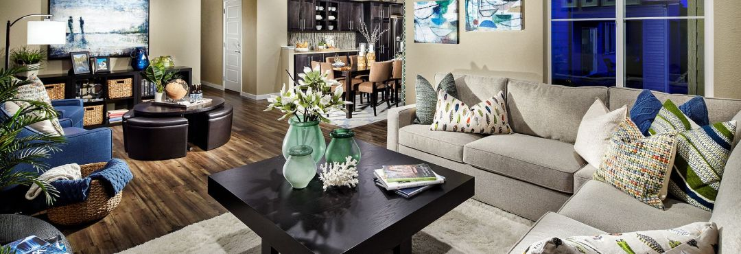 Shea Homes SPACES at Reunion in Commerce City, CO