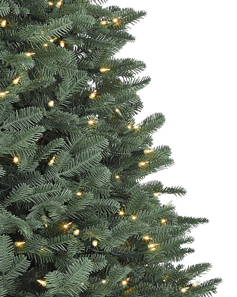 BH Balsam Fir Narrow Artificial Christmas Tree Balsam Hill