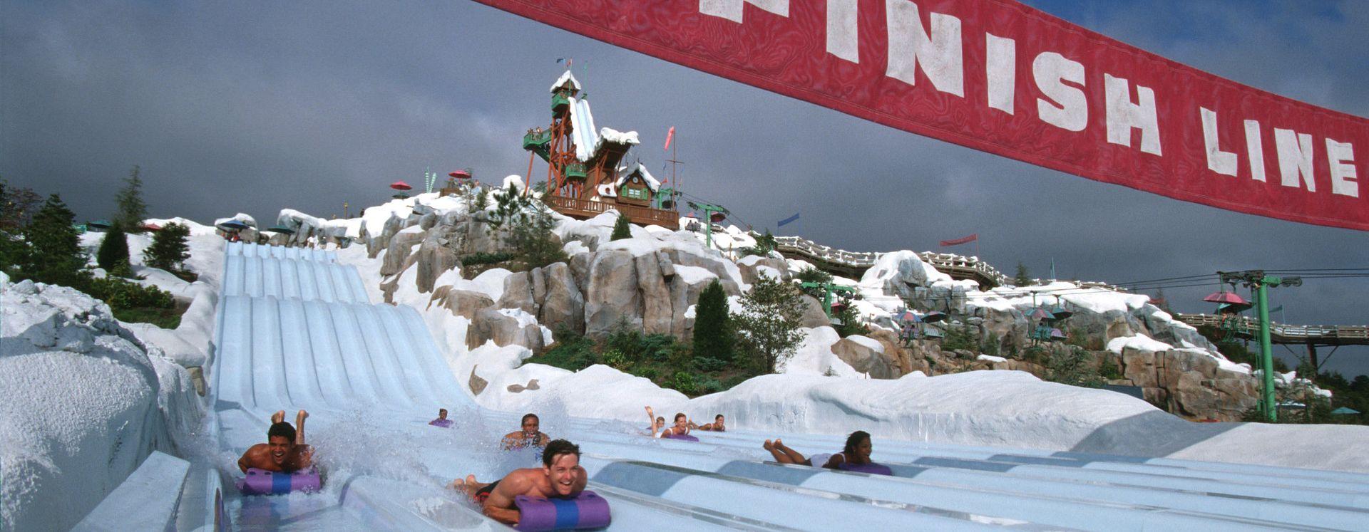 Disney S Blizzard Beach Water Park Guide Amp Tickets Info