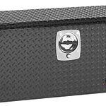 Model 636-5-02 Underbed Box, Aluminum, Compact, 6.5 cu ft