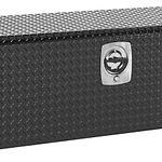 Model 660-5-02 Underbed Box, Aluminum, Heavy Duty, 11.2 cu ft