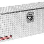 Model 347-0-02 Super Hi-Side Box, Aluminum, 11.8 cu ft