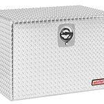 Model 638-0-02 Underbed Box, Aluminum, Jumbo, 12.2 cu ft