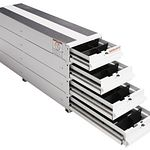 Model 328-3 ITEMIZER® Van Drawer Unit, Stacked, 49in x 12.25in x 23.5in