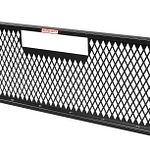 Model 1909-5-01 PROTECT-A-RAIL® Compact Cab Protector, Black