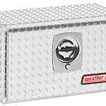 Model 622-0-02 Underbed Box, Aluminum, Compact, 2.4 cu ft