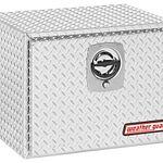 Model 627-0-02 Underbed Box, Aluminum, Compact, 4.3 cu ft